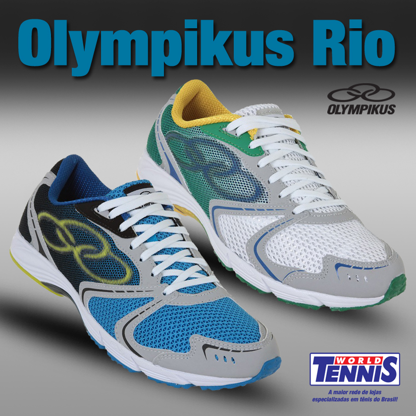 d7727ee002c Maratona do Rio - World Tennis - Tênis