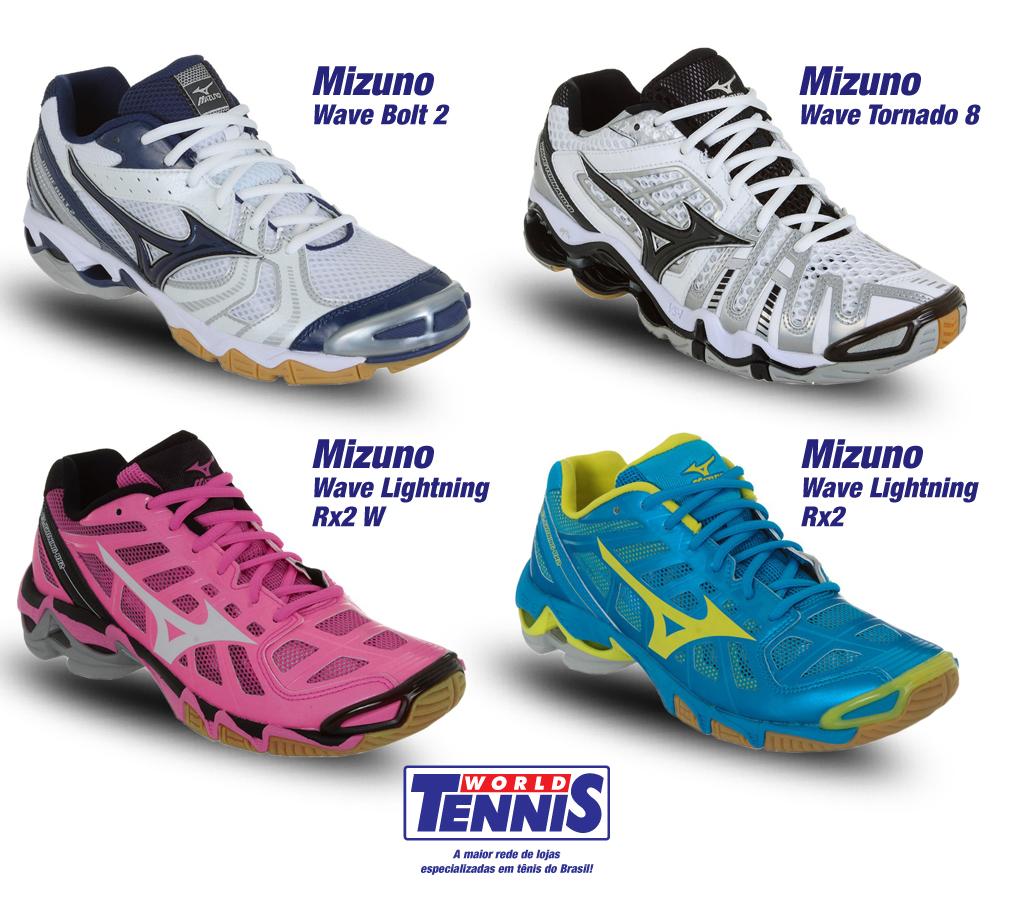 Tênis correto – Vôlei - World Tennis - Tênis a5ce91b65121b