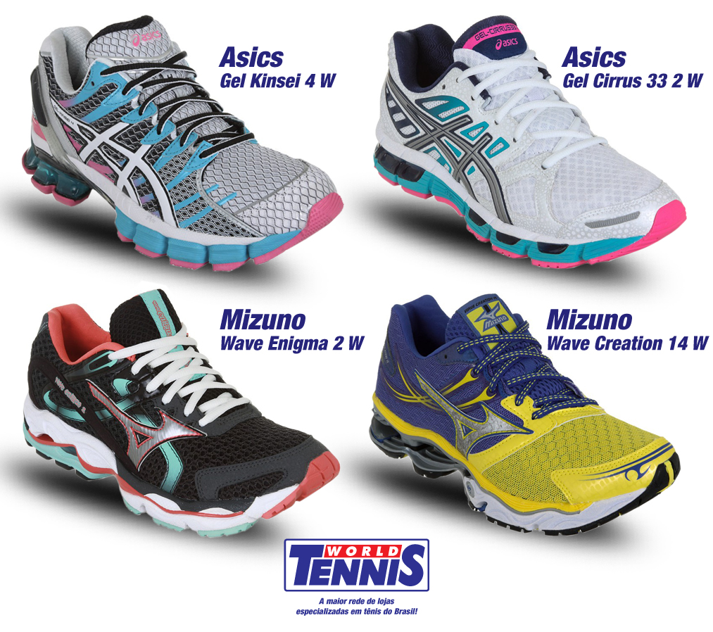 8ef0efef9 Arquivos Tênis de Caminhada - Página 8 de 14 - World Tennis - Tênis