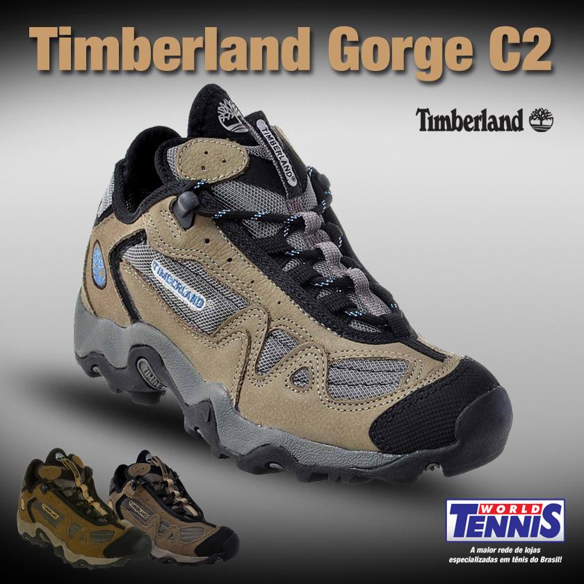 7d47f287fc Tênis de aventura - Timberland Gorge C2 - World Tennis - Tênis