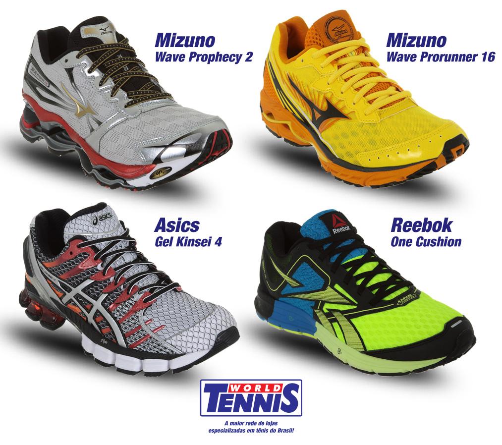 6ac0cf6e8ed Correr na esteira ou na rua  - World Tennis - Tênis
