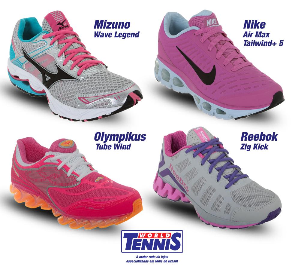 b33bac50633 Arquivos Tênis Femininos - Página 3 de 4 - World Tennis - Tênis