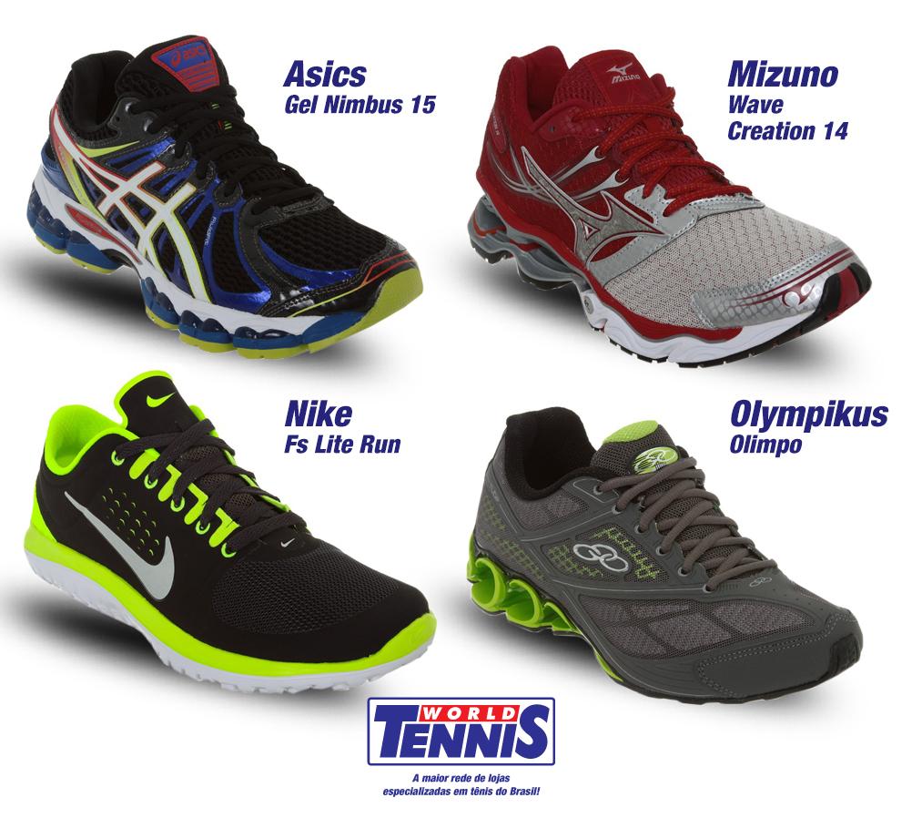 db654e28ef Dê tênis de presente - World Tennis - Tênis