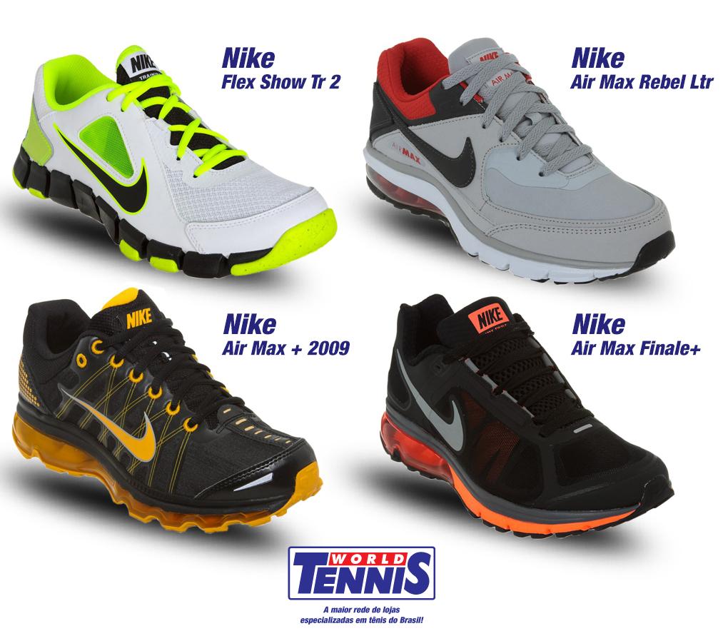 deb63c204eb Arquivos Tênis de Caminhada - Página 4 de 14 - World Tennis - Tênis