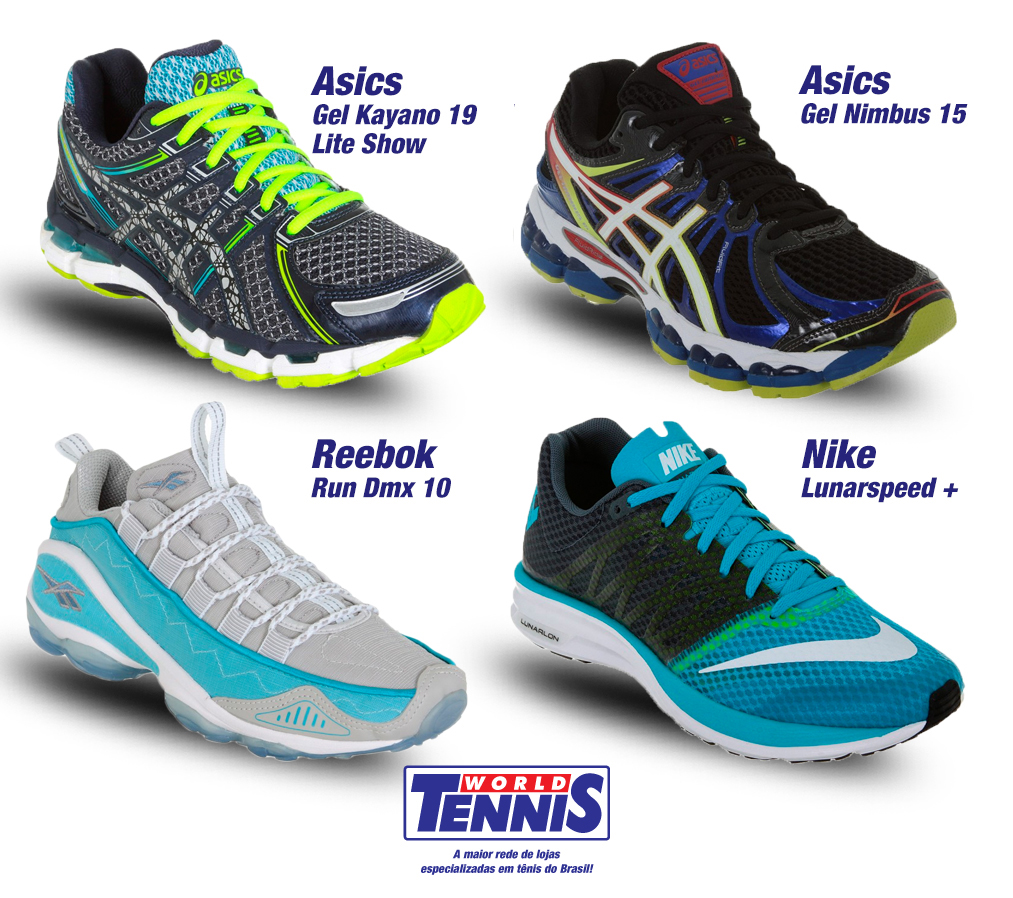 2883cdef998 Para se exercitar ao ar livre - World Tennis - Tênis