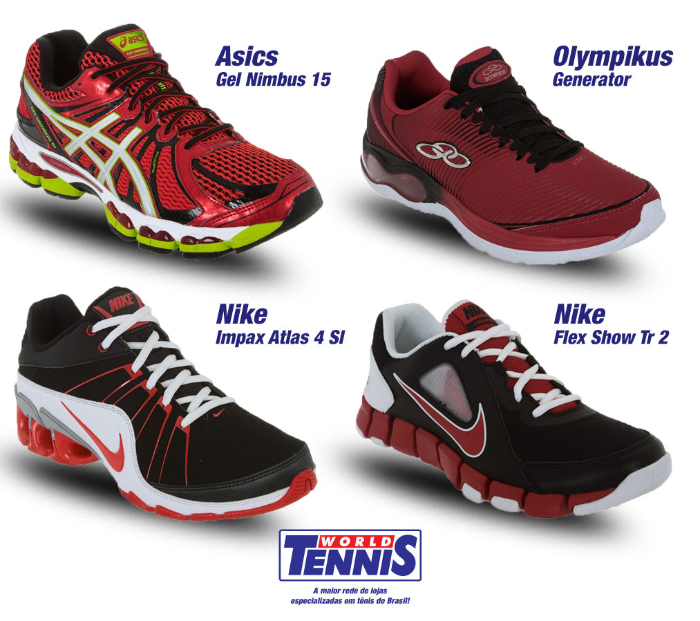 665611426c0 Arquivos Olympikus - Página 2 de 4 - World Tennis - Tênis