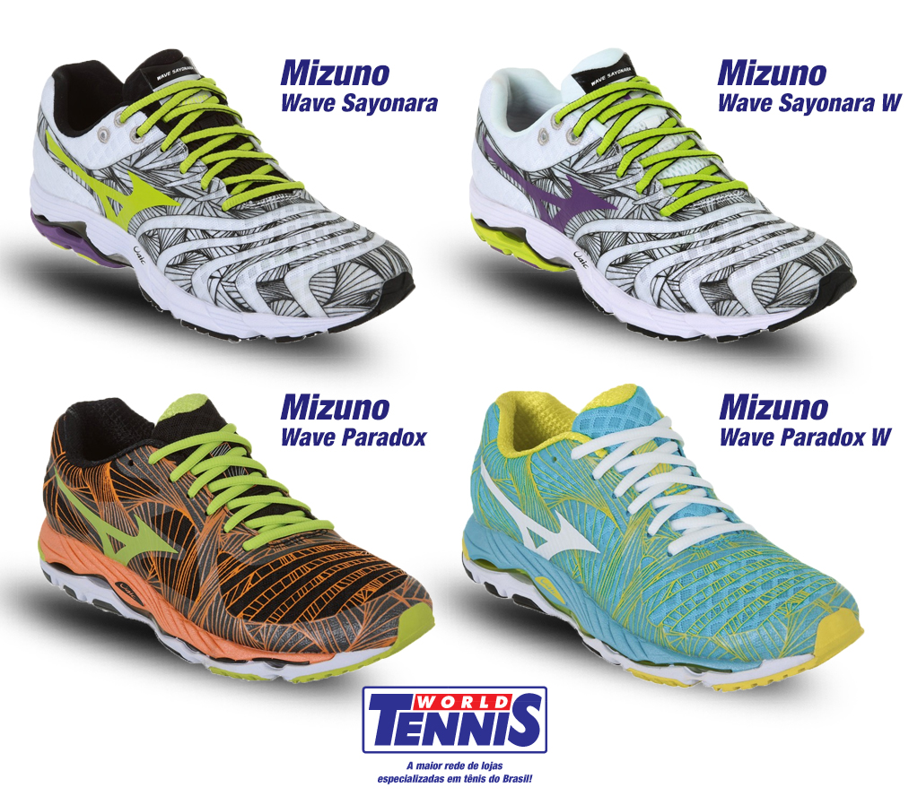 973db06c064 Lançamento  Mizuno Wave Creation 15 - World Tennis - Tênis