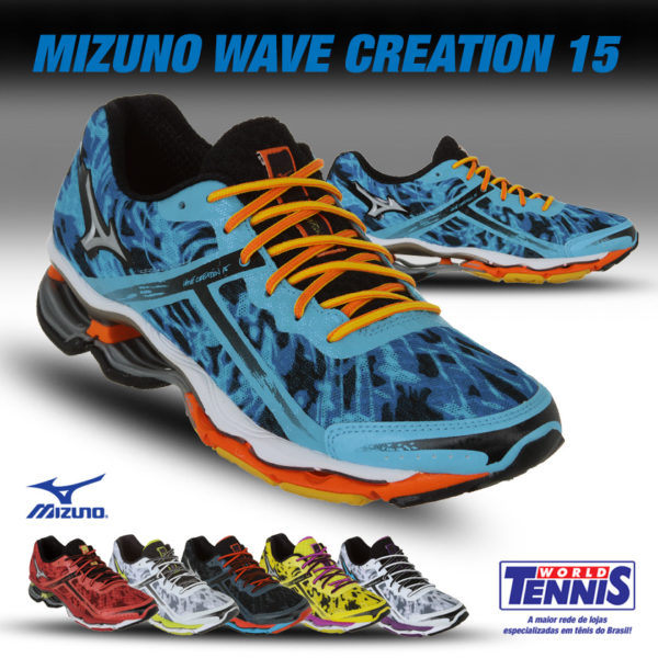 mizuno wave creation 2014
