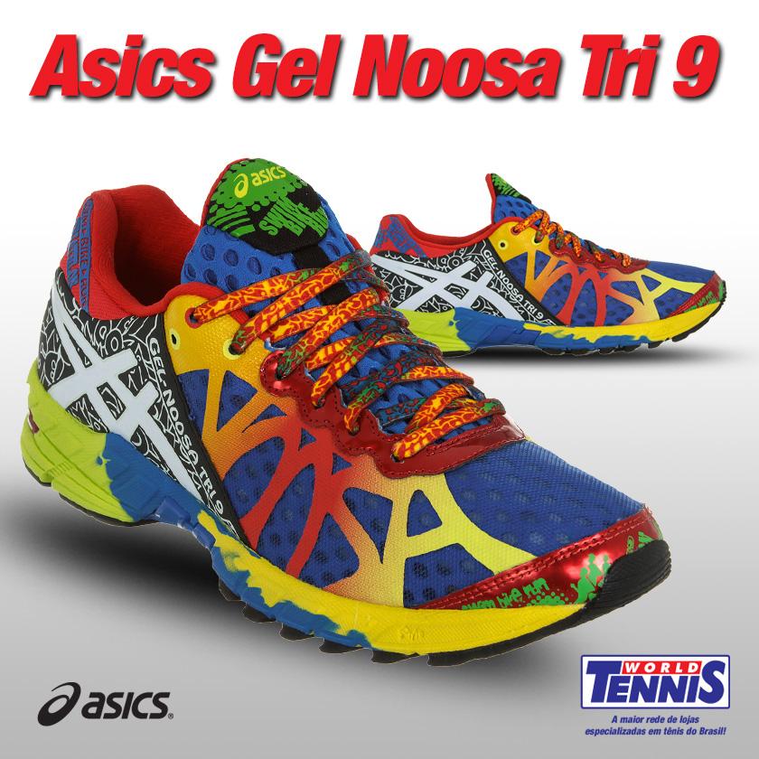 85c8741d89 Asics Gel Noosa Tri 9 já a venda - World Tennis - Tênis