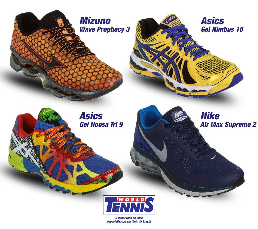 8d1e5f994cc Loja de Tênis de corrida - World Tennis - Tênis