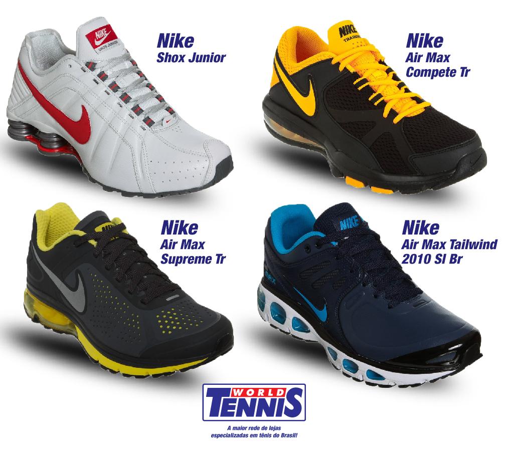 eb8ce7dc184 Arquivos Tênis de Caminhada - World Tennis - Tênis