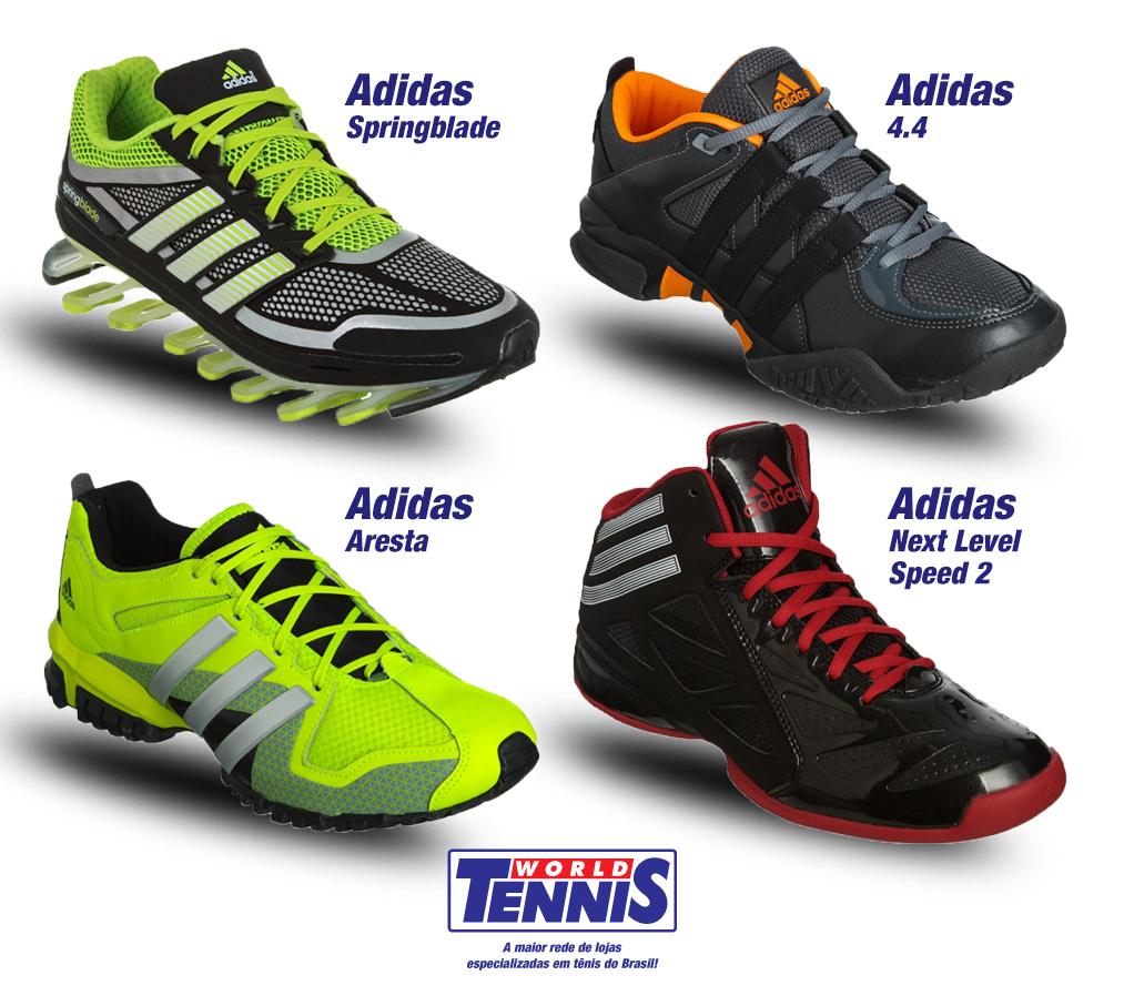 5d58f8e6915c2 Arquivos Adidas - Página 2 de 5 - World Tennis - Tênis
