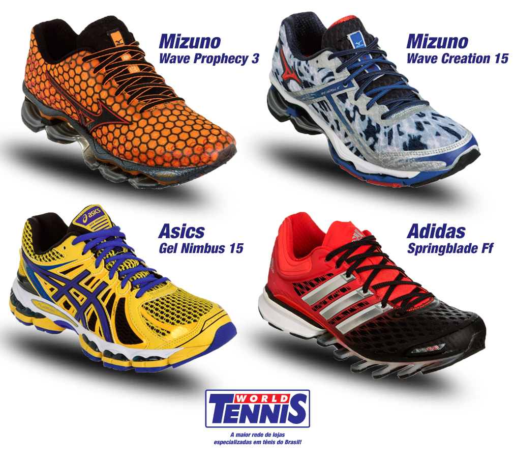 3385df4bdd0 Arquivos tênis para academia - Página 2 de 7 - World Tennis - Tênis