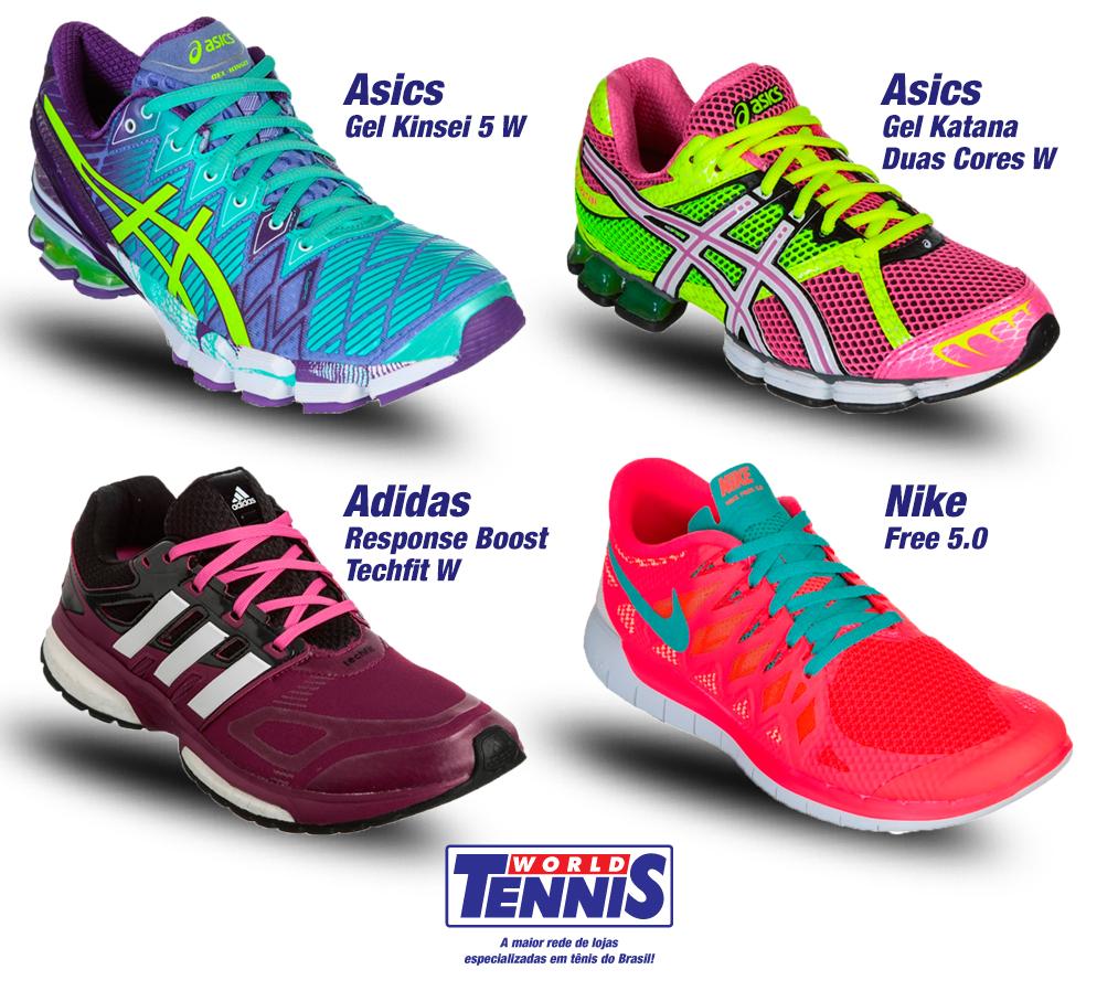 5335d372d60 Arquivos Tênis Femininos - World Tennis - Tênis