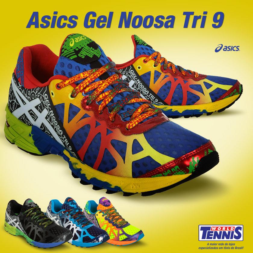 5698272125 Asics Gel Noosa em promoção - World Tennis - Tênis
