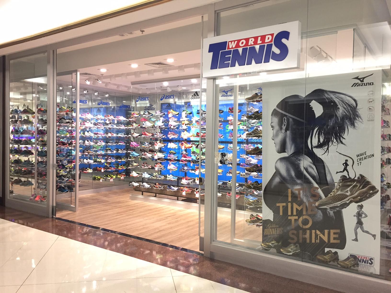 World Tennis - Loja de tênis em promoção e ofertas