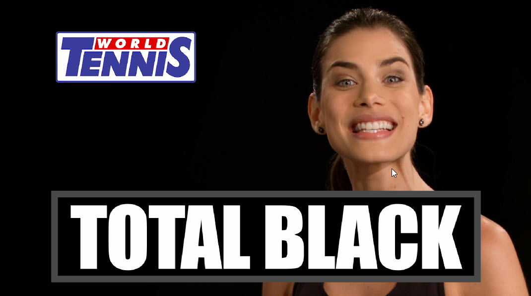 Black Friday World Tennis 2016