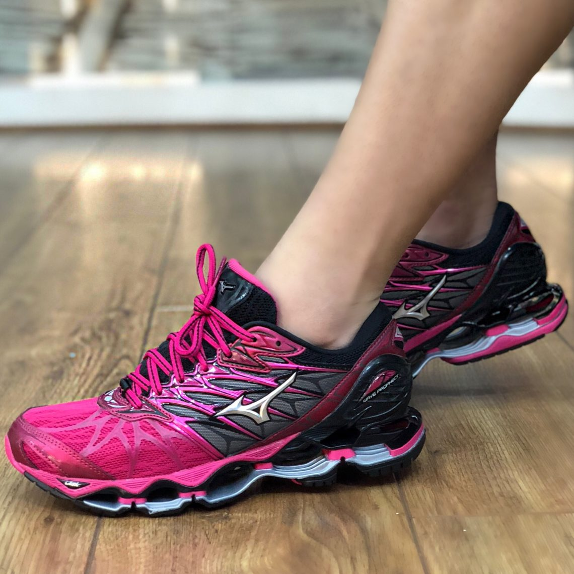 Mizuno Wave Prophecy 7 Pink