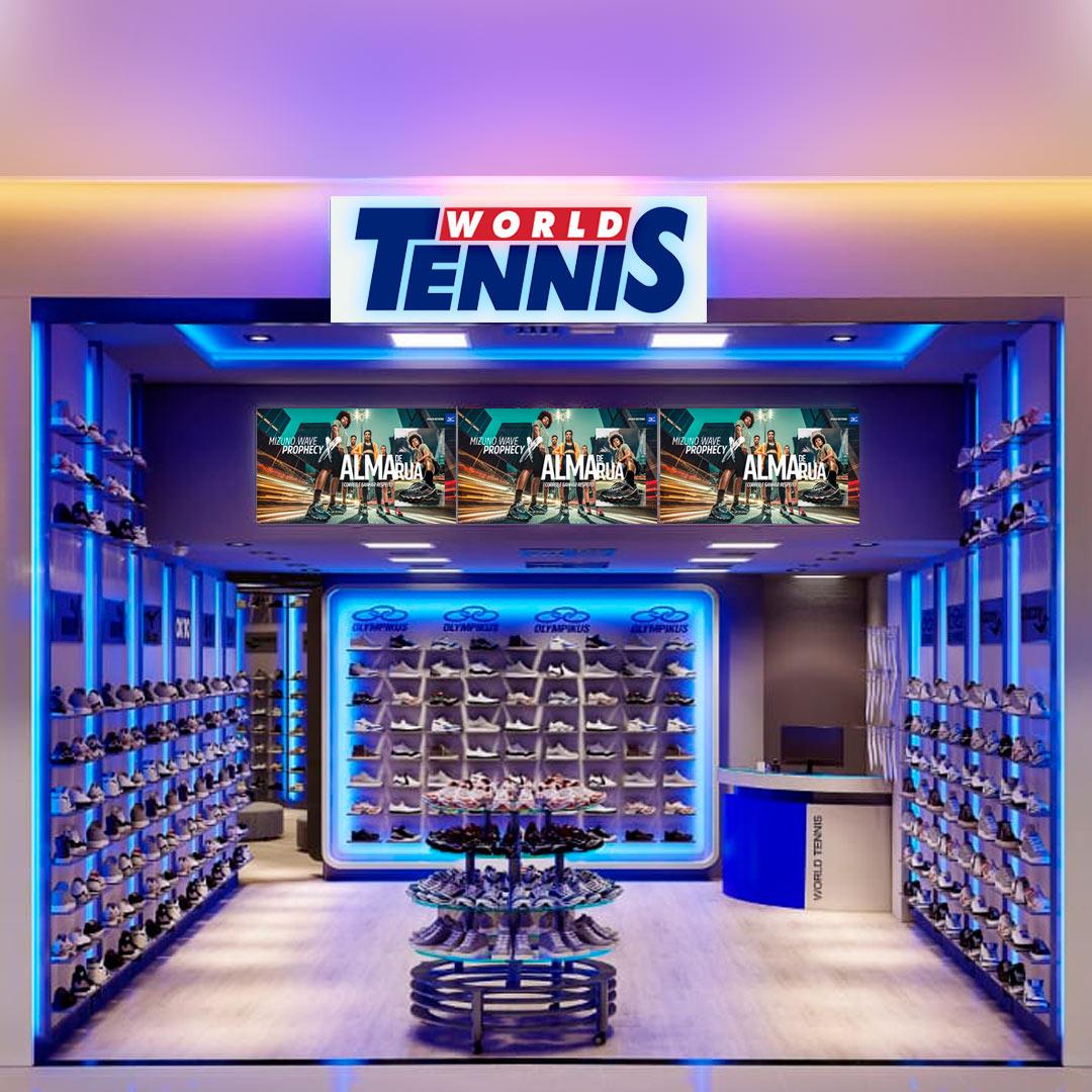 World Tennis Shopping Independência Juiz de Fora