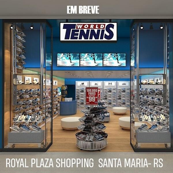 ROYAL PLAZA SHOPPING SANTA MARIA - WORLD TENNIS