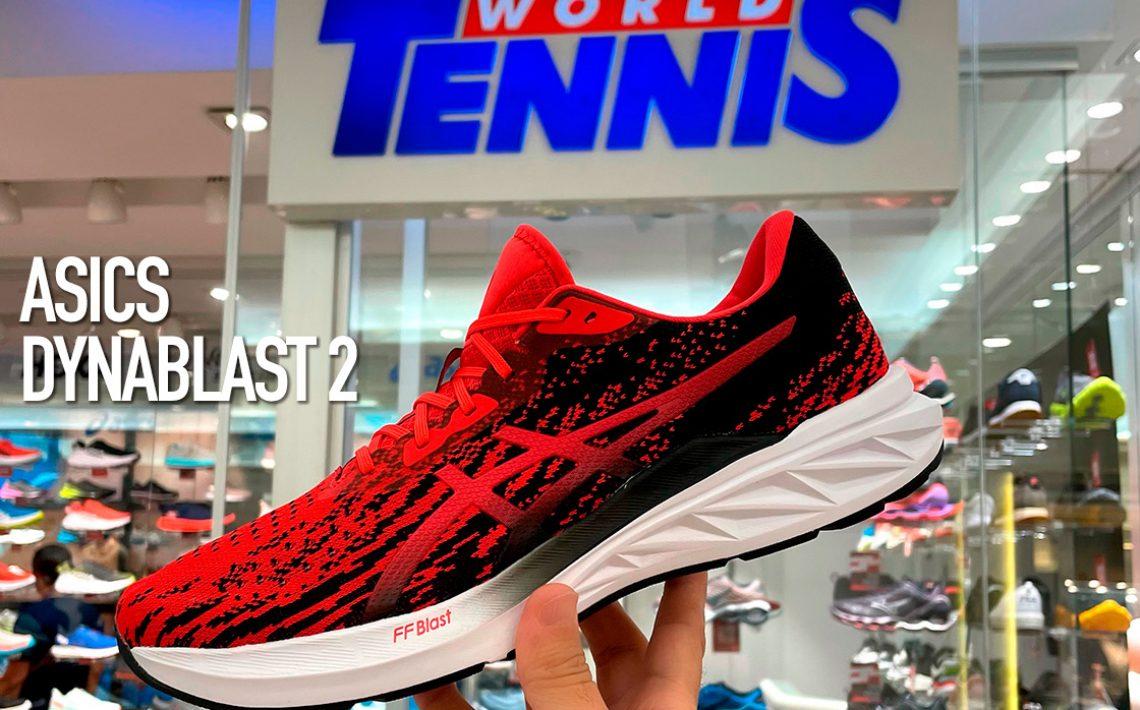 Asics Dynablast 2 à venda na World Tennis
