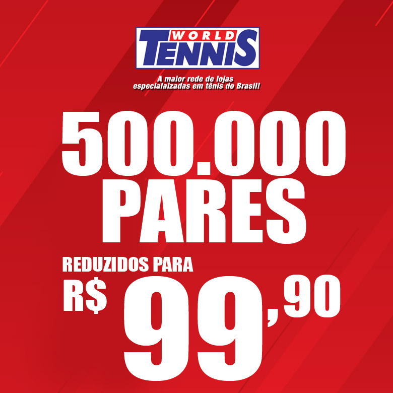 Campanha 500.000-World Tennis