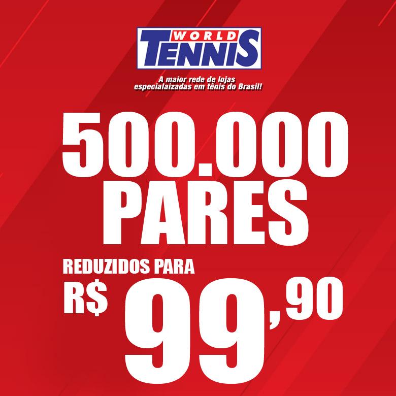 Campanha 500.000-World Tennis