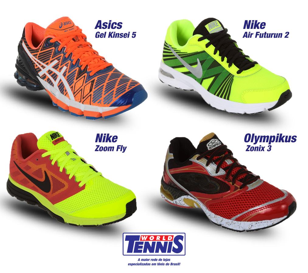 tenis corrida