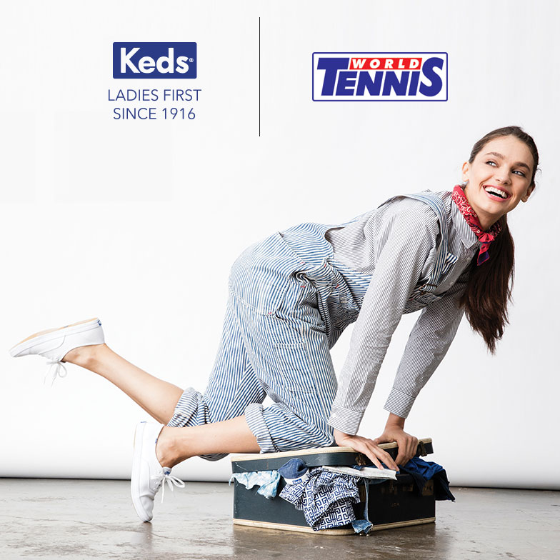 Keds na World Tennis